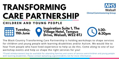 Transforming Care for Children and Young People with Learning Disabilities in the Black Country
