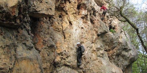 Klettersteigkurs für Anfänger