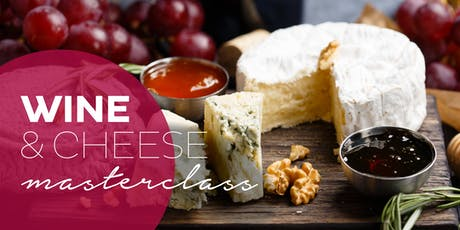 Colonnades Wine and Cheese Masterclass tickets