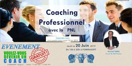Atelier-Initiation au Coaching Professionnel avec PNL billets