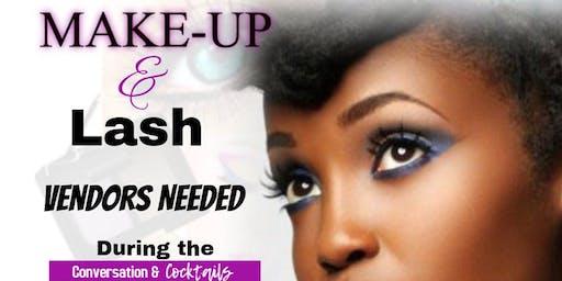 Make-Up & Lash Vendors Needed (2019 Essence Weekend)