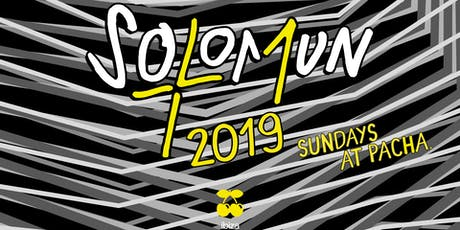 SOLOMUN + 1 Dixon tickets