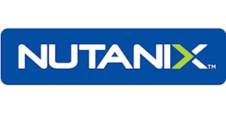 Nutanix Partner Tag 25. Juni 2019 Tickets