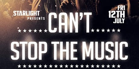 Can't Stop The Music - Sing Along tickets
