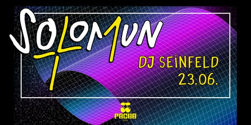 SOLOMUN + 1 DJ Seinfeld