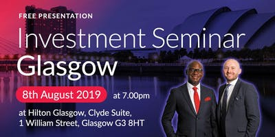 Glasgow Investment Seminar on Buy2LetCars