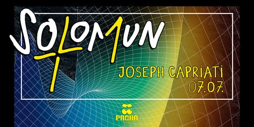 SOLOMUN + 1 Joseph Capriati