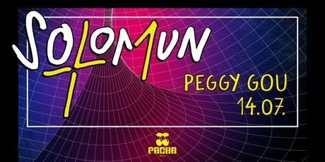 SOLOMUN + 1 Peggy Gou tickets