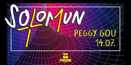 SOLOMUN + 1 Peggy Gou