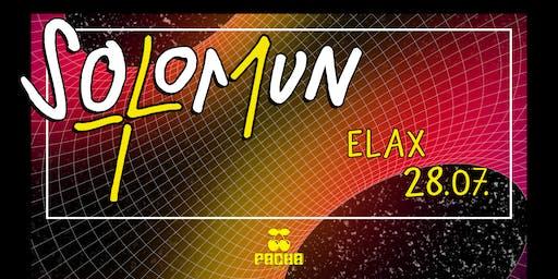 SOLOMUN + 1 Elax