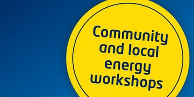 Realising Community Energy Potential: Finding solutions to financing