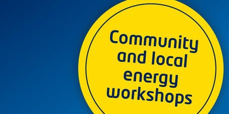 Realising Community Energy Potential: Finding solutions to financing tickets
