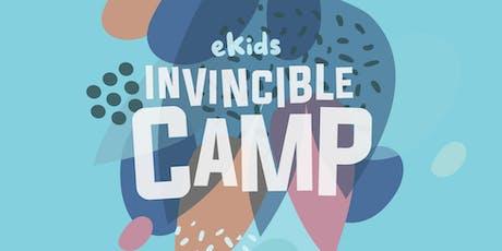 Invincible Camp 2019 tickets
