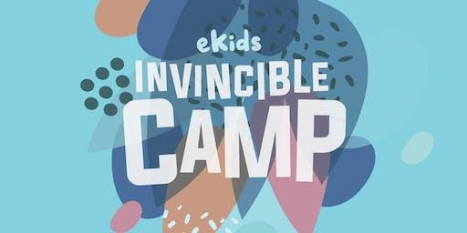 Invincible Camp 2019
