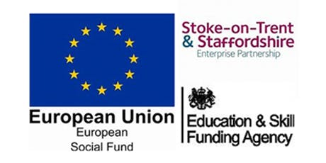 Making a Difference With ESF In Stoke-on-Trent And Staffordshire tickets