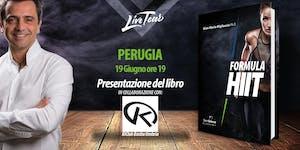 PERUGIA | Presentazione libro Formula HIIT