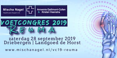 Voetcongres 2019 - Reuma