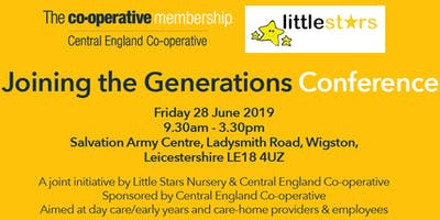 JOINING THE GENERATIONS CONFERENCE