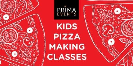 Kids Pizza Making Class tickets