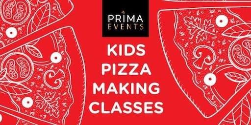 Kids Pizza Making Class