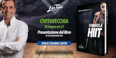 CIVITAVECCHIA | Presentazione libro Formula HIIT