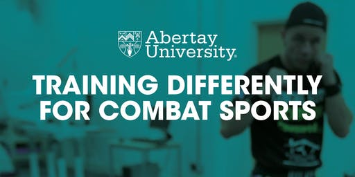 Training Differently for Combat Sports