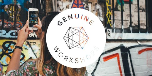 GENUINE WOKSHOP - Instagram et moi!