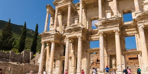 Ephesus Day Tour from Bodrum