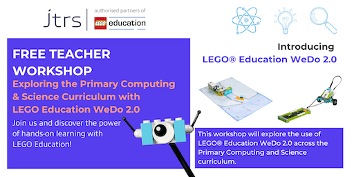 Exploring the Primary Computing and Science Curriculum with LEGO® Education WeDo 2.0 - London