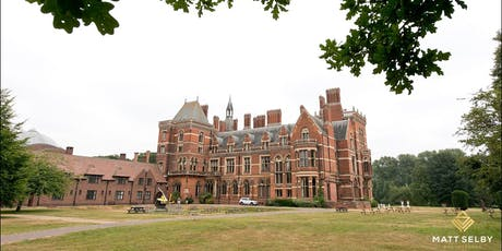 Kelham Hall Wedding Open Day by Bespoke Weddings tickets
