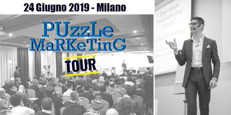 Puzzle Marketing TOUR Serale - Il Marketing secondo Marco Belzani biglietti