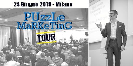 Puzzle Marketing TOUR Serale - Il Marketing secondo Marco Belzani