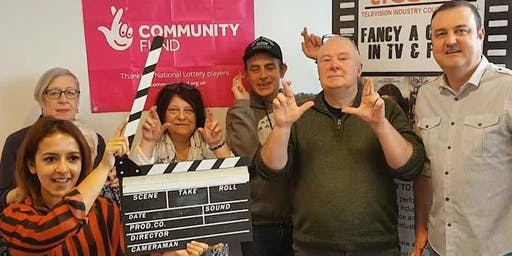 Employability Day with Lights Camera Take Action
