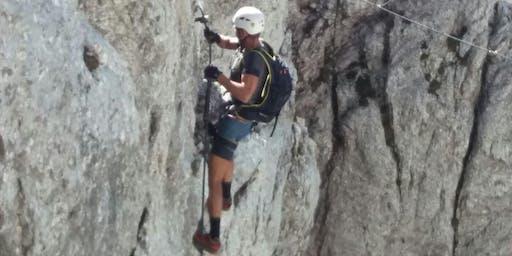 Klettersteigkurs für Fortgeschrittene