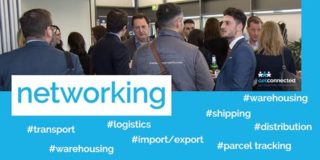Networking for Transport & Logistics tickets