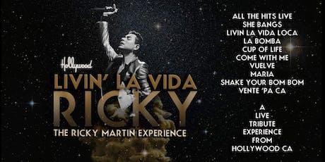 Ricky Martin & Gloria Estefan Tributes tickets
