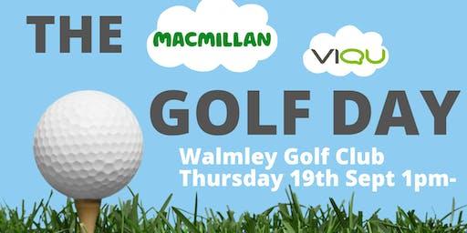 The Macmillan VIQU Golf Day