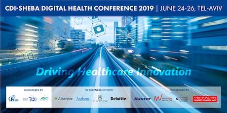 CDI-SHEBA Digital Health Conference 2019 tickets