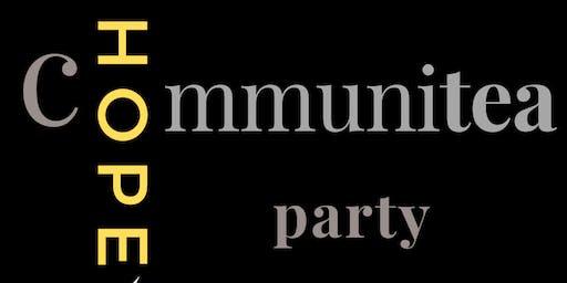 Communitea Party