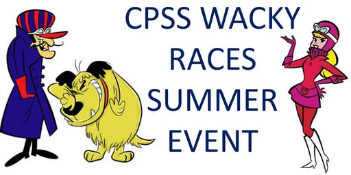 "CPSS Cambridge ""Wacky Races"" Summer Event"