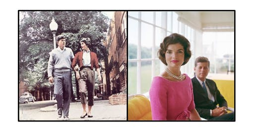 """Jacqueline Kennedy's Georgetown"" 90th Birthday Guided Walking Tour"