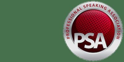 PSA East Of England July: Fast Track your speaking skills: Regional Speaker Factor Heats and Speaker Celebration