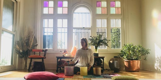 Winter Solstice: Yoga Nidra Meditation and Sound Healing