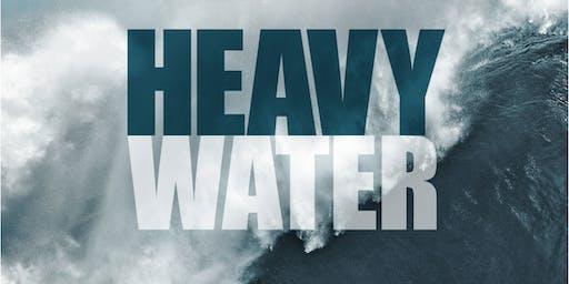 """Filmpremiere """"Heavy Water"""""""