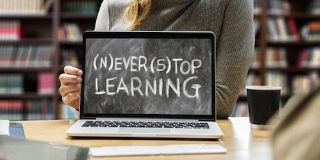 E-Learning als Unternehmensvorteil - Chancen und Herausforderungen Tickets