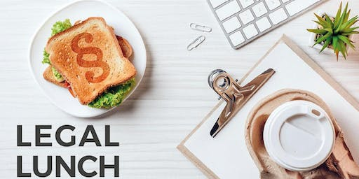 Legal Lunch - Legal 101 for Startups