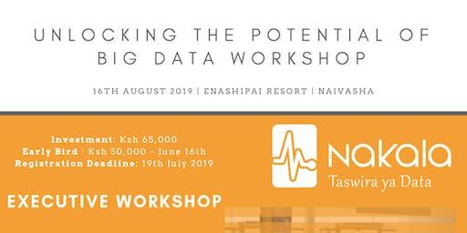 Executive Big Data Workshop