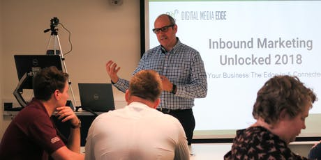 Inbound Marketing Unlocked - Attract, Engage and Delight your Customers tickets