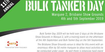 Bulk Tanker Day 2019