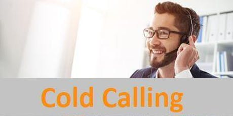 Sales Training London: Cold Calling tickets
